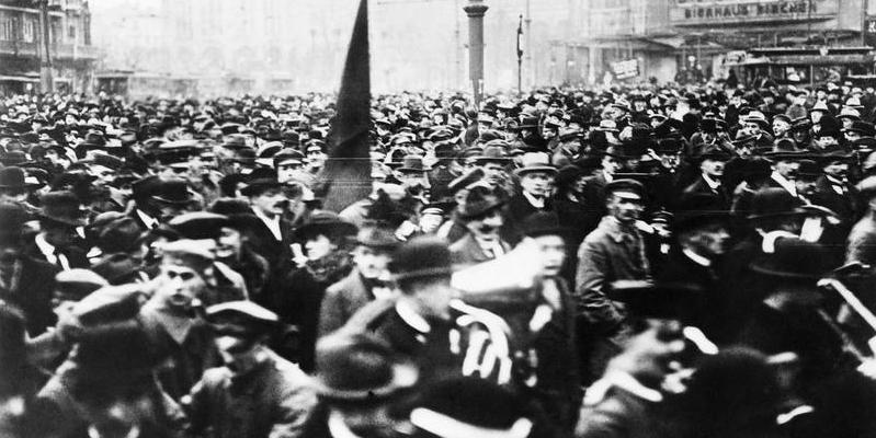 November 1918 Berlin