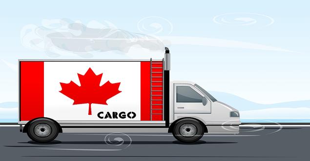 Cargo LKW Kanada