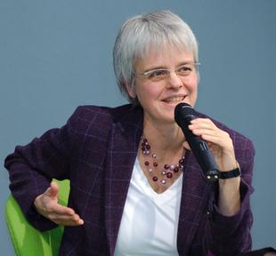Porträt Ulrike Herrmann