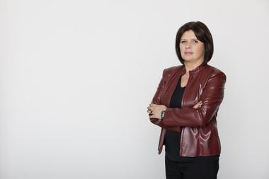 Renate Anderl, die Präsidentin der Arbeiteterkammer Wien und der Bundesarbeitskammer.