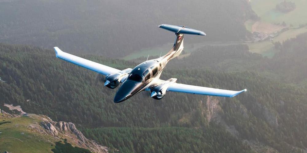 Flugzeug vom Typ, den Friedrich Merz fliegt