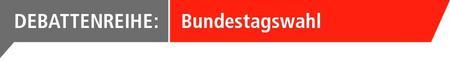 Logo Bundestagswahlen