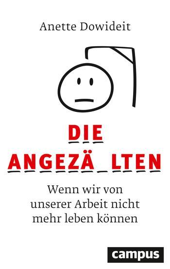 """Buchumschlag von """"Die Angezählten"""""""
