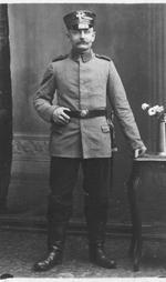 Heinrich Imbusch im Ersten Weltkrieg