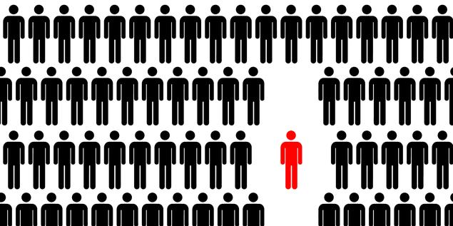 Stammbelegschaft und Werkvertragsbeschäftigter ungleiche Bedingungen