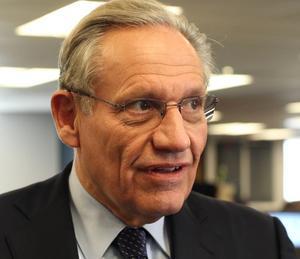 Der Journalist Bob Woodward.
