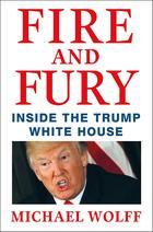 """Buchumschlag von """"Fire and Fury"""""""