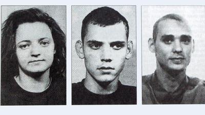 Beate Zschäpe, Uwe Böhnhardt, Uwe Mundlos