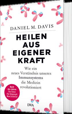 """Buchumschlag von """"Heilen aus eigener Kraft"""" von Daniel M. Davies"""