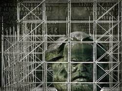 Kopf von Marx