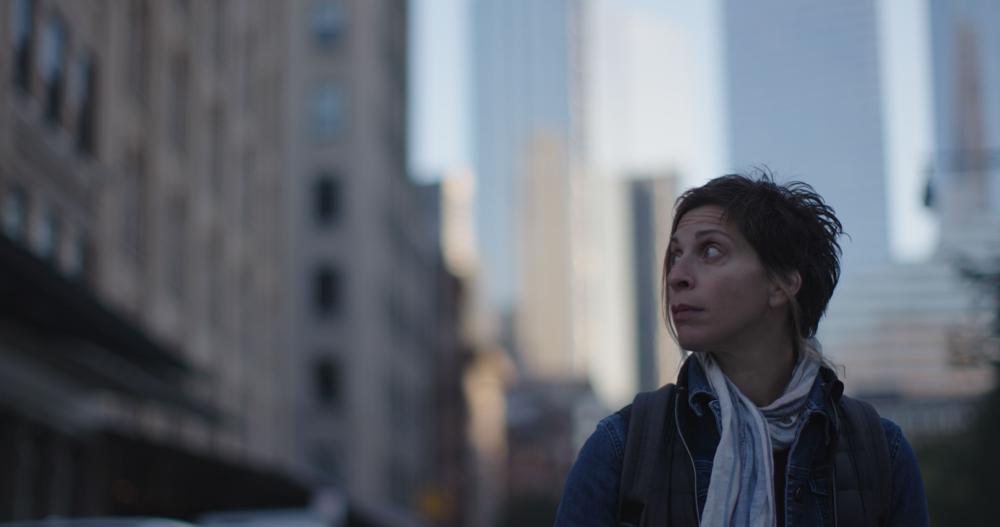 Leilani Farha auf der Straße in New York.
