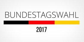 Bundestagswahlen 2017 Logo