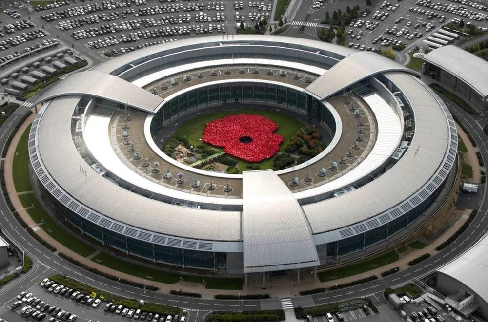 Die britische Abhörzentrale GCHQ