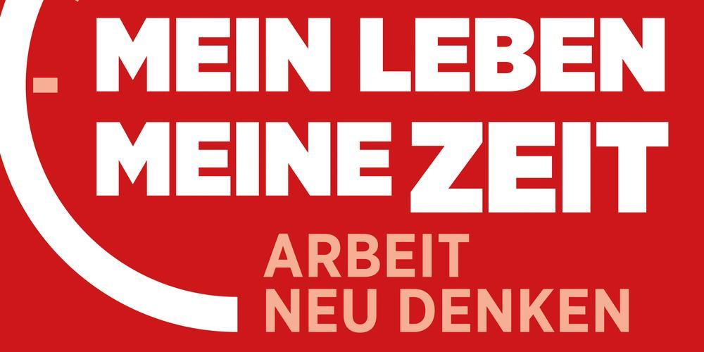 Logo Arbeitszeitkampagne