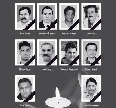 Die Opfer des NSU.