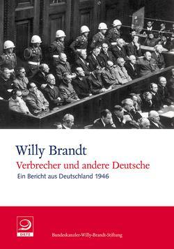 Buchumschlag, unten rot, darüber weiß mit Titel und darüber ein Foto vom Nürnberger Prozess.