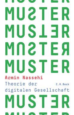 """Buchumschlag von Armin Nassehis Buch """"Muster"""""""